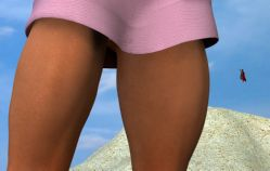 giantess woman